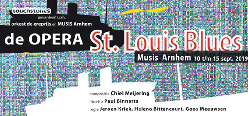 St. Louis Blues – Orkest de Ereprijs/Stichting Touchstones
